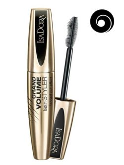 Black 40 - Grand Volume Lash Styler Fanned Out Effect Mascara by IsaDora