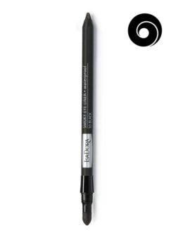 Black 10 - Smoky Waterproof Eyeliner by IsaDora