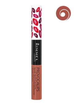 730 Make Your Move - ProvocaLips 16HR Kiss Proof Lip Colour by Rimmel