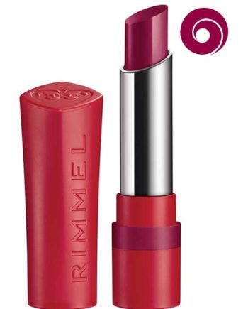 810 The Matte Factor - The ONLY 1 Matte Lipstick by Rimmel
