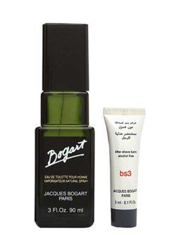 Bogart Travel Set for Men (edT 90ml + After Shave Balm, 3ml) by Jacques Bogart