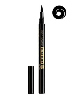 Ultra Black 41 - Liner Feutre Ultra Black Felt-Tip Eyeliner lasts upto 24H by Bourjois