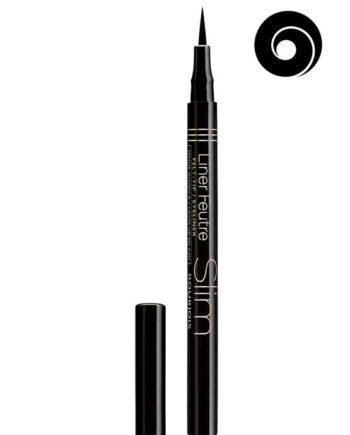 Noir 16 - Slim Liner Feutre Felt-Tip Eyeliner lasts upto 24H by Bourjois