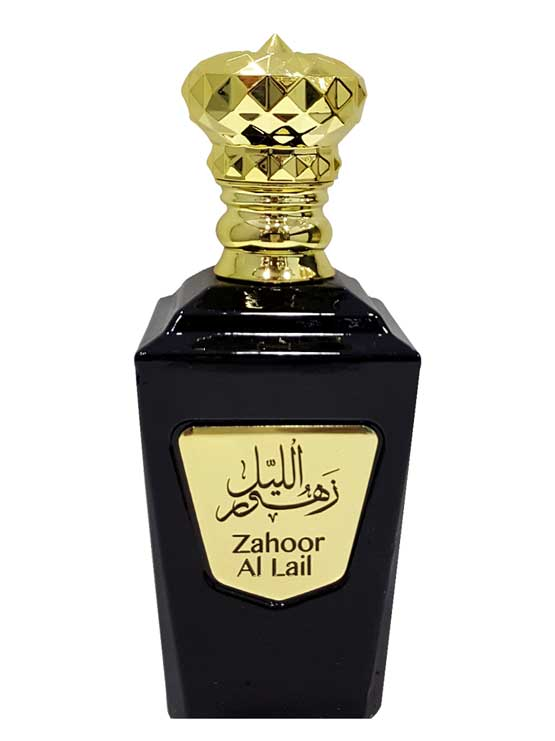 Zahoor Al Lail for Men and Women (Unisex), edP 100ml by Arabiyat