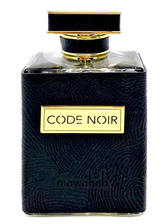 Code Noir for Women, edP 100ml by Mawaheb