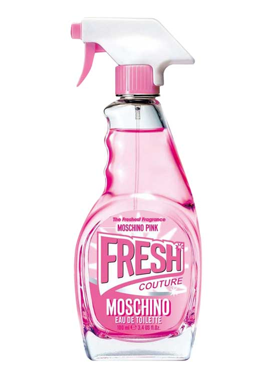 Fresh Couture Pink for Women, edT 100ml by Moschino