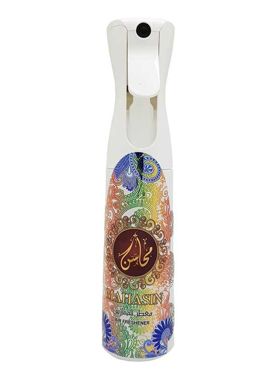Mahasin (Gold) Air Freshener, 320ml by Khadlaj