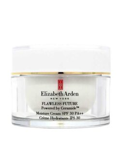 FLAWLESS FUTURE Powered by Ceramide Moisture Cream Broad Spectrum Sunscreen SPF 30 PA++ 50ml by Elizabeth Arden Skincare