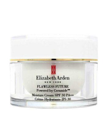 FLAWLESS FUTURE Powered by Ceramide Moisture Cream Broad Spectrum Sunscreen SPF 30 PA++ 50ml by Elizabeth Arden Skincare