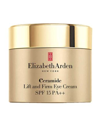 Elizabeth Arden Ceramide Plump Perfect Ultra Lift & Firm Eye Cream SPF 15 - 15ml by Elizabeth Arden Skincare