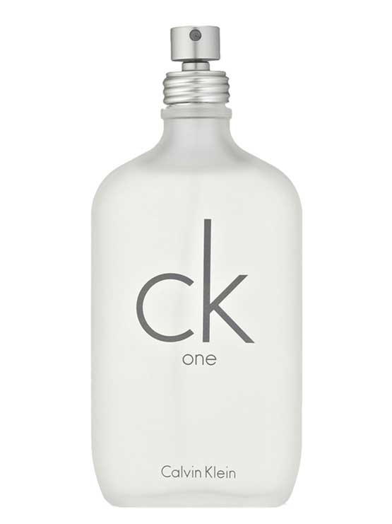 CK One (White) for Men and Women (Unisex), edT 200ml by Calvin Klein