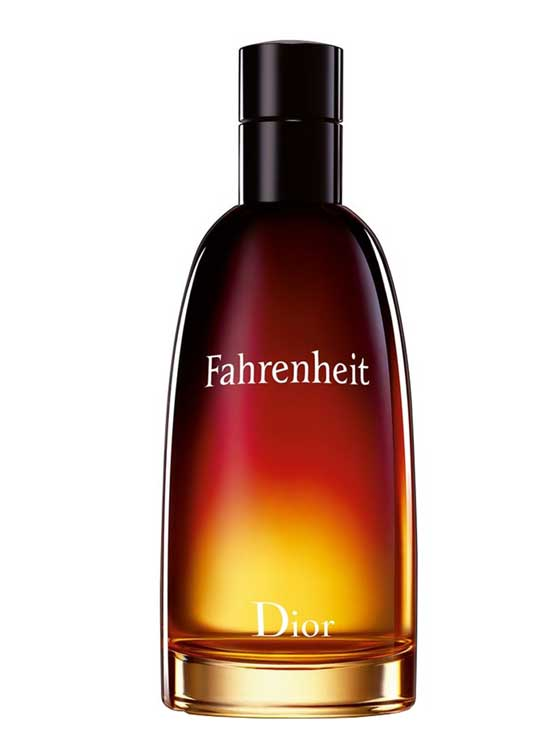 Fahrenheit for Men, edT 100ml by Christian Dior
