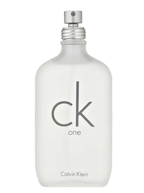CK One (White) for Men and Women (Unisex), edT 100ml by Calvin Klein